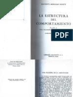 Merleau-Ponty_La Estructura Del Comportamiento