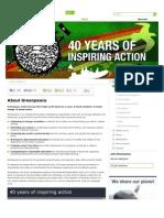 Www Greenpeace Org