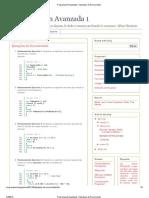 Programación Avanzada 1_ Ejemplos de Recursividad