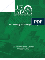 2012 the Looming Taiwan Fighter Gap