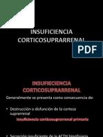 INSUFICIENCIA CORTICOSUPRARRENAL