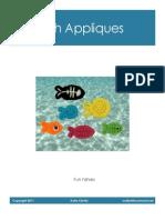FishAppliques Pattern