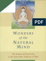 Tenzin Wangyal - Wonders of the Natural Mind