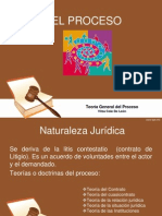 Presentacion Teoria General Del Proceso