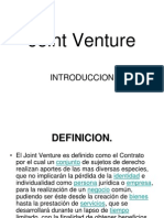 Joint Venture Power PoINT NUEVO