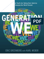 Generation We - Eric Greenberg With Karl Weber