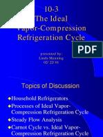 Vapor Compression Refrigeration Cycles.pdf