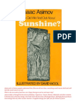 How Did We Find Out About Sunshine - Isaac Asimov