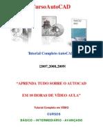 Video Aula AutoCAD 3D