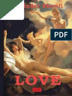 SKËNDER SHERIFI - LOVE (Poezi)