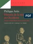 103397590 Aries Philippe Historia de La Muerte en Occidente