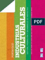 Portafolio - Industrias Culturales Parte1