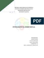 La Inteligencia Emocional Trabajo