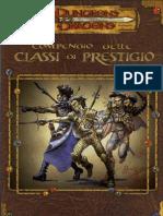 Manuale Compendio Delle Classi Di Prestigio