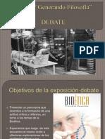 Proyecto generando Filosofía bioetica 2