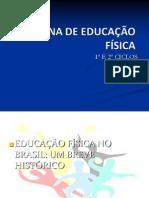 OFICINA DE EDUCAÇÃO FÍSICA