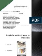 Tecnología de los materiales1