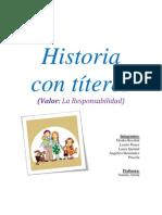 Historia con Títeres