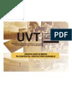 Arheologie și mediu - Master UVT Timisoara