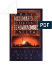 202 Nuevo Diccionario d Religiones Denominaciones y Sectas Marcos a Ramosjuancrodriguez