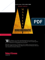 Mastery Bibliography
