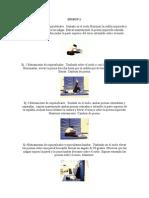 ejercicios caderas lumbares