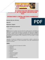 Programa de Capacitacion Internacional Bomberos Aeronauticos de Colombia Certificacion Teex[1][1]