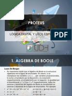 Conectores Logicos - Proteus