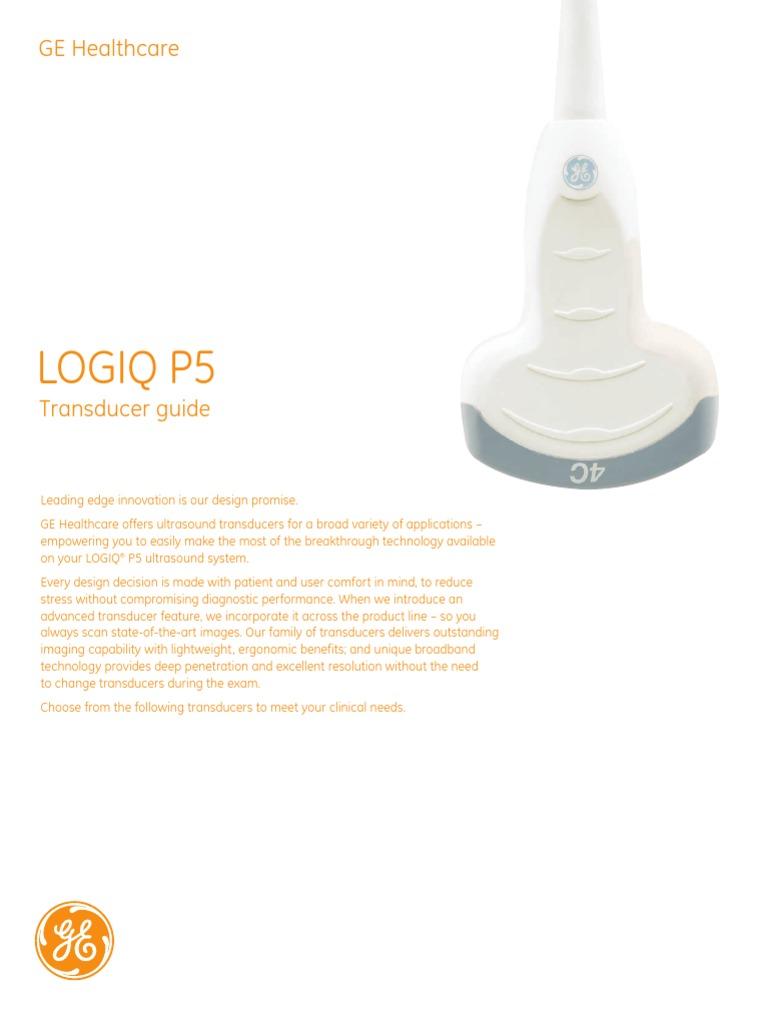 Logiq p5 premium.