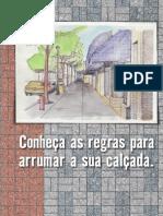 Cartilha Programa Passeio Livre - Prefeitura de São Paulo, 2009 - Urbanismo_Arquitetura_Acessibilidade