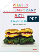 What is Contemporary Art - a guide for kids.pdf