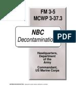 FM 203-5 NBC Decontamination