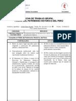 FODA DE PATRIMONIO HISTÓRICO