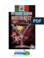 Fernando Sabino - Martini Seco