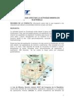 09_impuestos Que Afectan La Actividad Minera en Guatemala