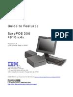 Manual SurePOS 4810-x4x