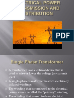 Transformers and Power Flow.pptx