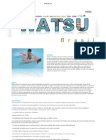 Manual de Watsu