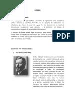 Estado - Informe