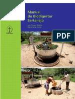 Biodigestor - Manual Do Biodigestor Sertanejo