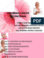 Cancer Ocupacional