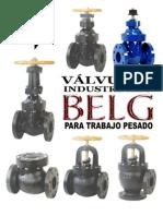 Valvulas Belg Catalogo