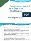 Sostenibilidad de Los Sistemas Rurales Angel Lito