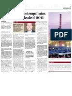 Orica; Planta petroquímica se construirá desde el 2011