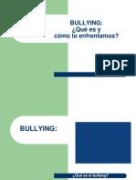 2. Bullyng