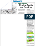 Aeromagnetic Surveys for Gas Plays and Faults