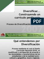 3. Diversificación