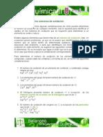 Determinacion numeros oxidacion