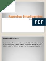 2.2 Agentes Inteligentes