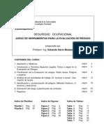 Seguridad_ocupacional_09 Herramientas p Evaluacion de Riesgos Utn